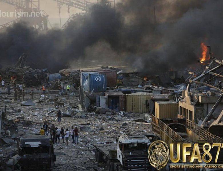 มาตรการ เก็บวัตถุระเบิดของเลบานอนไม่มีความปลอดภัย