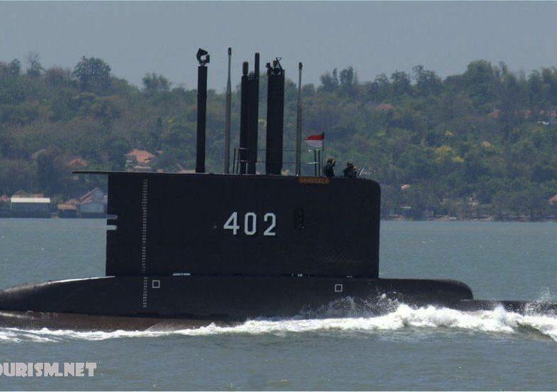 เรือดำน้ำ อินโดนีเซียหายไปทางเหนือของเกาะบาหลี
