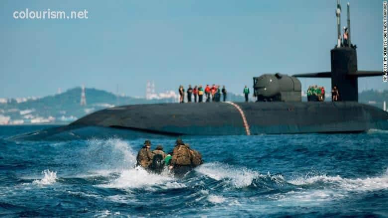 ผู้หญิง คนแรกผ่านโครงการฝึกกองทัพเรือสหรัฐฯ