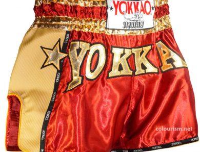 YOKKAO แบรนด์อุปกรณ์มวยไทยปรากฏตัวบนรันเวย์